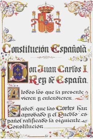 Larga vida a la Constitución