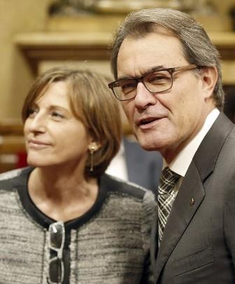 Forcadell y Mas, autores