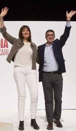 PSE: Mendía y López