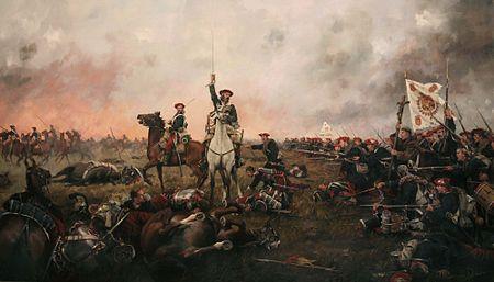 Romántica guerra carlista.
