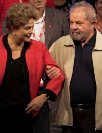 Dilma y su protegido